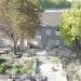 Jardin dans la cour de la Ferme