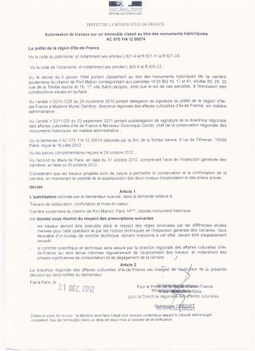 Autorisation décembre 2012.jpg