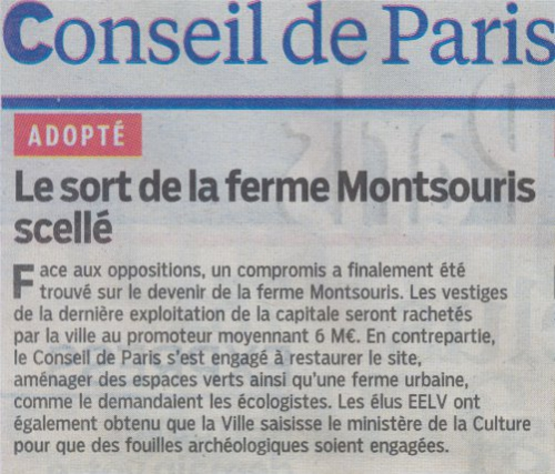 ferme de montsouris, ferme montsouris, ferme tombe issoire, derniere ferme paris, carrieres port mahon, carrieres chemin port mahon, carrieres classees paris