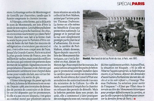 Article Le Point 2010 Port Maho1.JPG
